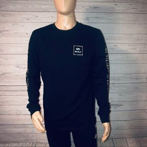 Men's Brand New RVCA Long Sleeve